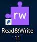 Read and Write Desktop Shortcut